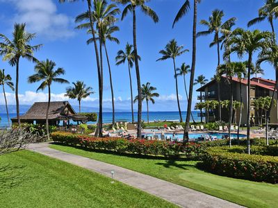 Photo for Summer Dates Available! Stunning Remodeled Ocean View Kaanapali Maui Condo