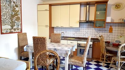 Photo for Homerez last minute deal - Amazing apt near the beach and garden