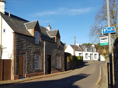 Photo for Stylish first floor apartment in the heart of the Scottish Borders
