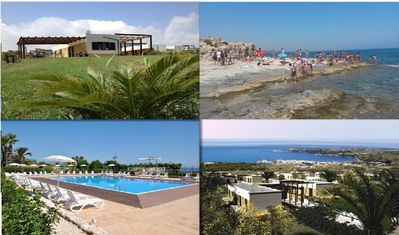Photo for Villa in Sicily, Syracuse / Brucoli with sea & Etna view  close to sea beach