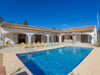 Photo for 5BR Villa Vacation Rental in Benissa
