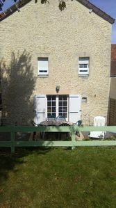 Photo for Rent House 3KM of the ARROMANCHES landing beaches. RYES