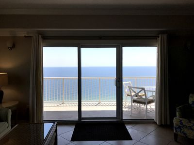 Great Views (Southern View from Living Area)