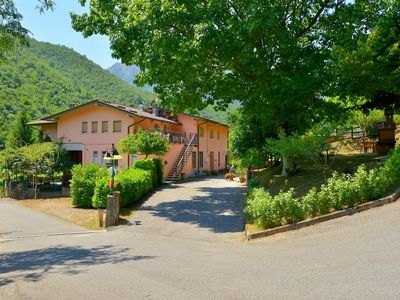 Photo for Holiday Home in Lucca with Pool, Garden, Barbecue, Terrace