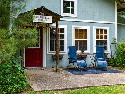 Camellia  Cottage 'Your Private Retreat on the Gulf Coast'