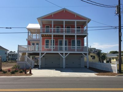Photo for Ocean View 6BR/4.5 Bath House with Pool & Elevator/ Sleeps 16