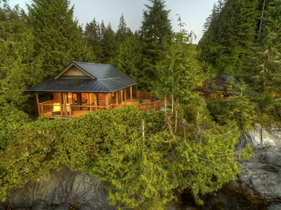 Photo for 2BR House Vacation Rental in Port Renfrew, BC