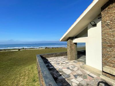 Photo for Casa Ofir - Sleeps 13 - Directly in Front of the Beach - near Porto