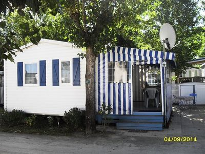 Photo for Camping Bellevue - Domaine Oyat *** - Mobil Home Grand Confort 3 Rooms 2/4 People