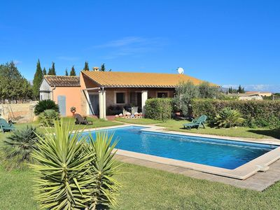 Photo for Sant Vicenç Finca in Muro with swimming pool 022