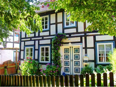 Photo for Charming half-timbered house in the country