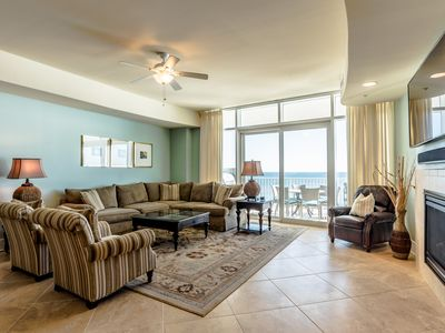 Photo for Gorgeous Turquoise Place! Spacious floor plan, sleeps up to 12, views for miles!