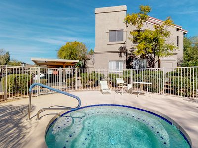 Photo for NEW LISTING! Scottsdale condo close to everything w/ shared pool & hot tub