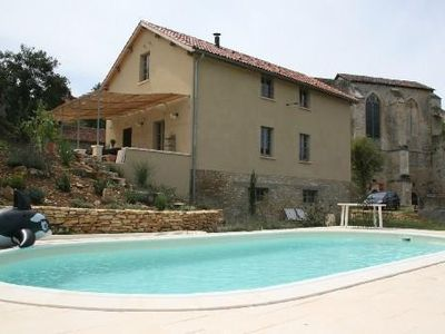 Photo for Holiday rental 2-12 pers. Gourdon/Abbaye-Nouvelle