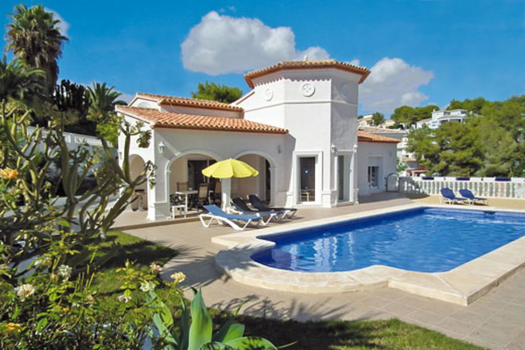 Whitewashed villa near lovely harbour homeaway teulada for On the property sale prices