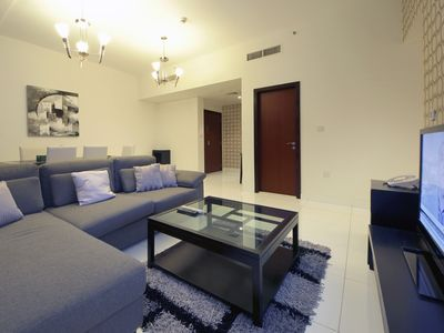 Photo for Amazing 2BR Apartment  JBR  48460