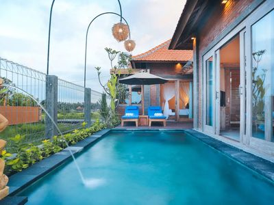 Photo for Ipian 2BR  Hidden Oasis with Private Pool