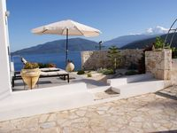 Heavenly villa with a view