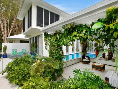 Photo for 56 Ocean Dr, Palm Cove - Luxury Retreat in Oceans Edge