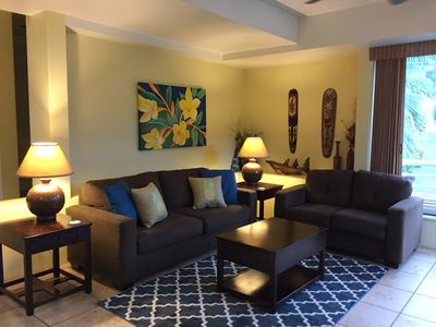 Photo for Beautiful 2 bedroom at the Palms