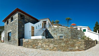 Photo for 3 bedroom Villa, sleeps 8 in Gouvães with Pool, Air Con and WiFi