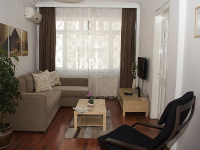 Photo for 2BR Apartment Vacation Rental in Istanbul, ?stanbul
