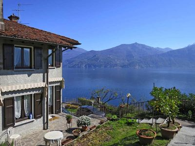 Photo for Apartment Appartamento Giuseppe Maria  in Menaggio, Lake Como - 5 persons, 3 bedrooms