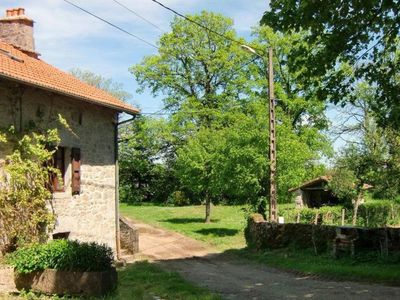 Photo for Renovated farmhouse with large garden in the south of Auvergne