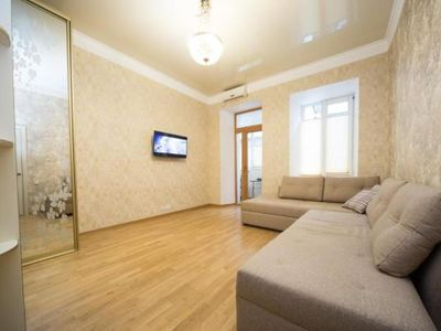 Photo for Welcome to the two-rooms apartment in the historic Center of Odessa