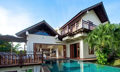 Photo for Private Villa @ the High-End Resort with Private Beach Club
