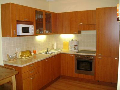 Apartment next to the lake with spa, air-conditioner, WIFI, ideal for families