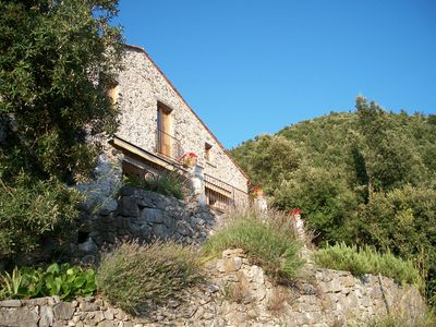 Photo for Natural paradise in southern Cilento, between sea and mountains
