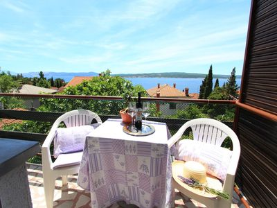 Photo for Apartments Marmar (62531-A1) - Crikvenica