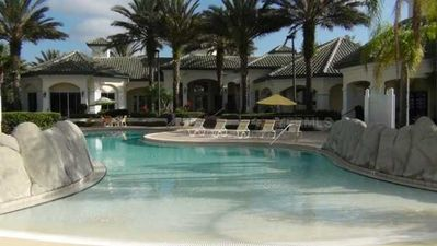 Photo for Luxury 5* -  3 BR with 1 BR rates ! Gated Condo - 10 mins from Disney