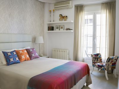 Photo for Madrid, City Center, Super Bright Designer Unit
