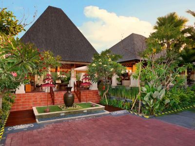Photo for One Bedroom Villa, Private Pool, 5 minutes drive from the heart of Seminyak