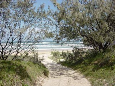 Photo for -Fraser Island Hideaway on the Eastern beachfront