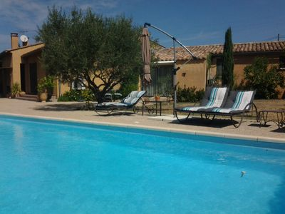 Photo for Apartment 30m² with pool view