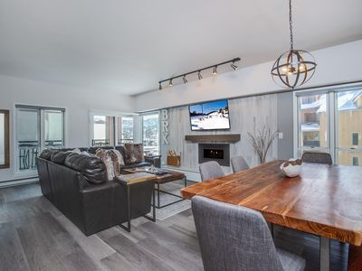 Photo for *New* Luxury Ski-In/Out Condo in Town w/ Concierge