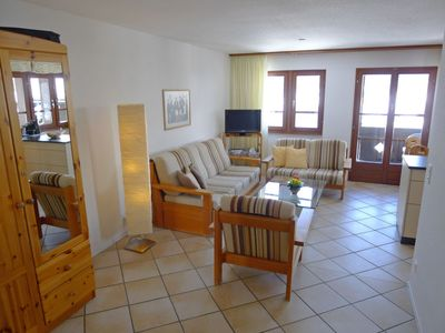 Photo for Apartment Aragon in Ernen - 2 persons, 1 bedrooms