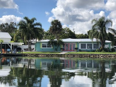 Photo for An Island Retreat on Kings Bay's Open Water