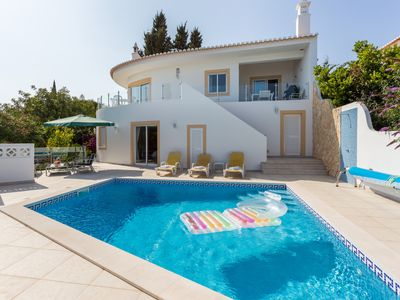 Photo for CoolHouses Algarve Lagos Contemporary Style 3 bed villa,  sea view, Casa Redonda