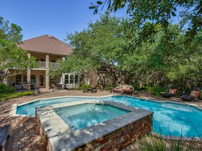 Photo for ABOVE COUNTRY CLUB | Up to 12Beds | 4 MI to DWTN | Pool/Spa I Game Room
