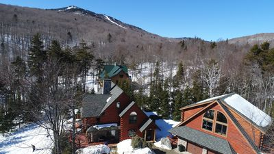 Photo for Luxury Slopeside Estate Ski On Ski Off - Great Eastern Ski Trail