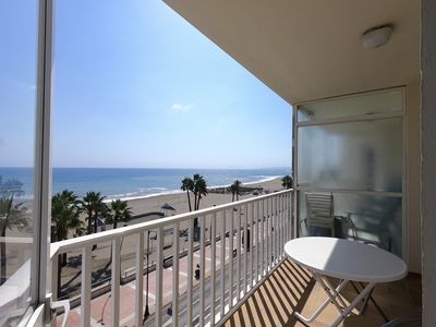 Photo for Front line 3 bedroom apartment - Estepona Town