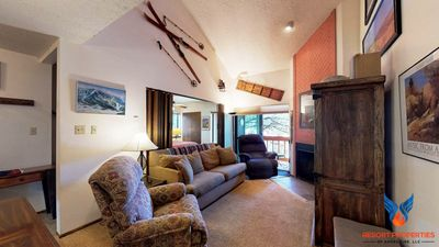 Photo for Comfortable; Roomy; Walking distance to slopes! Chalet 60