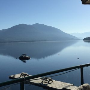 Photo for Shuswap Lake Front Two Bedroom, 3 Bath Condo.  Nowhere Is Closer To The Water!