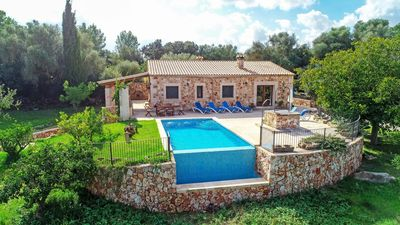 Photo for Great house with pool and internet