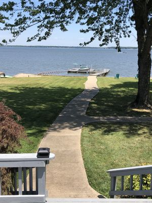 Photo for Gorgeous large home on waterfront property!!!