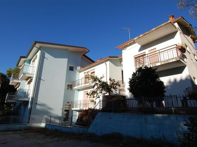 Photo for Apartment in the center of Rosolina Mare with Air conditioning, Parking, Terrace, Garden (448040)